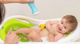 Bebeğin İlk Banyosu Nasıl Yapılır
