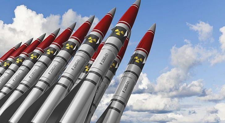 Ülkelerde Bulunan Nükleer Silah Sayıları