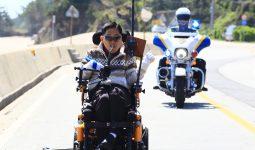 Tekerlekli Sandalye İle Dünya Rekoru Kırdı