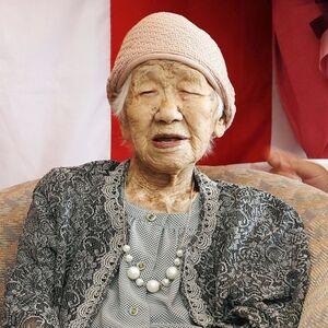 Yaşayan En Yaşlı İnsanlar 7
