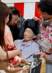 Yaşayan En Yaşlı İnsanlar 4
