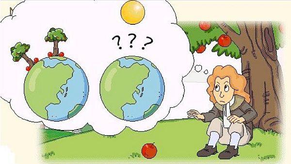 Yer Çekimi Nasıl Bulundu-Yer Çekimi Nedir » Alışkanlık