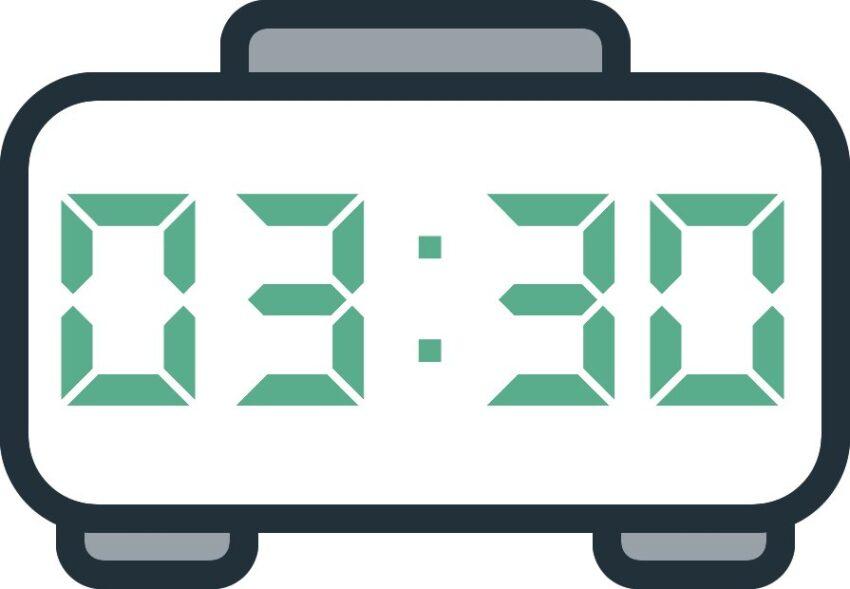 03 30 Saat Anlamı