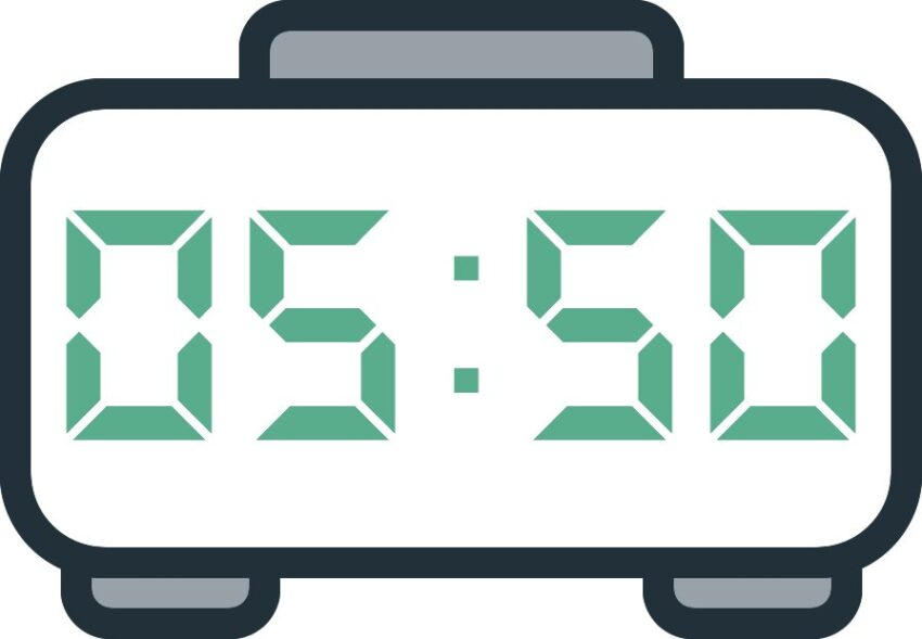05 50 Saat Anlamı