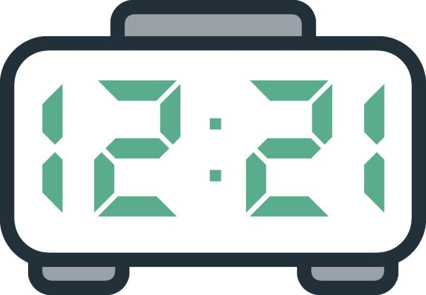 12 21 Saat Anlamı