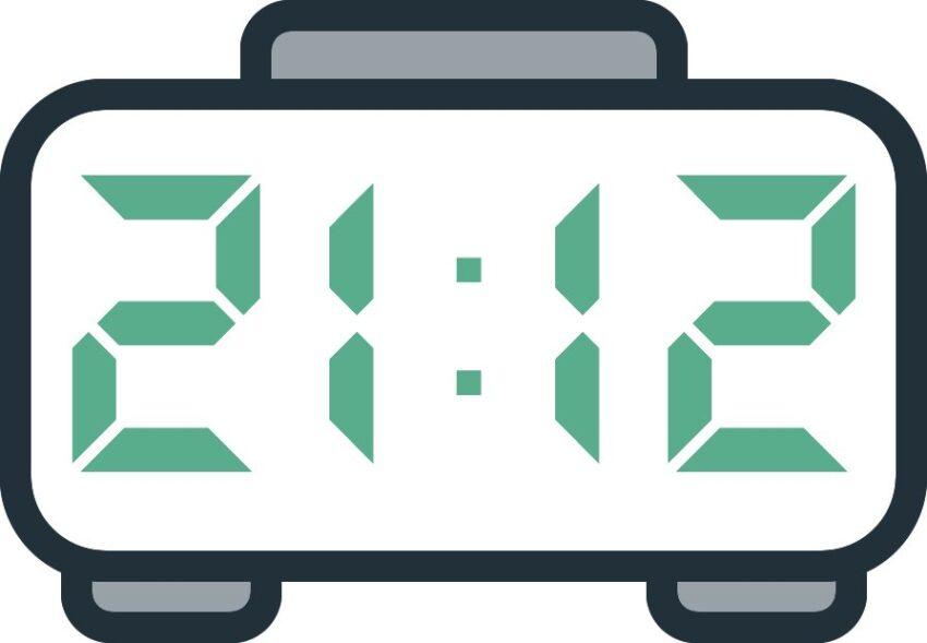 21 12 Saat Anlamı