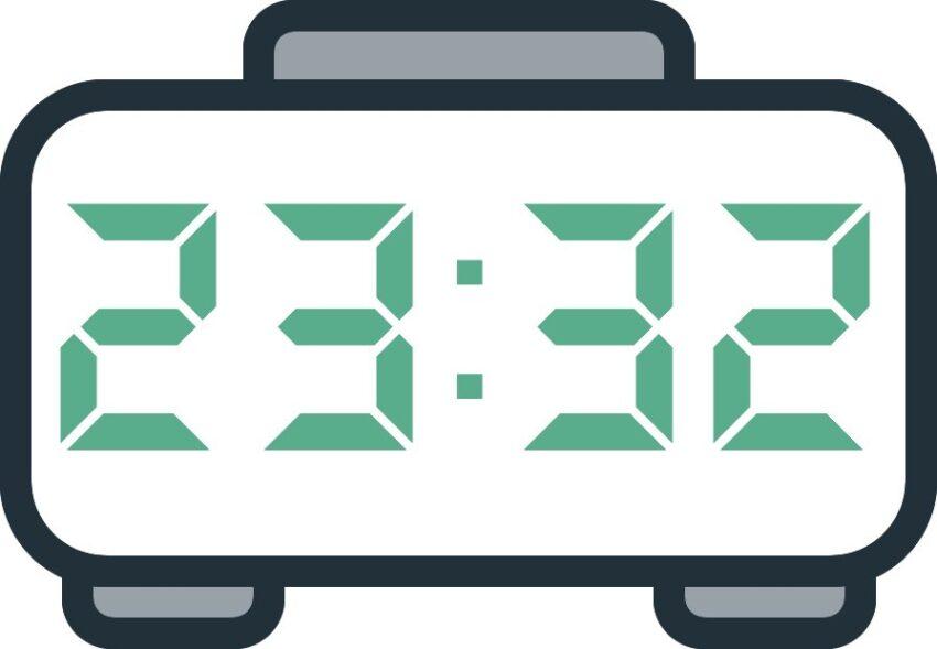 23 32 Saat Anlamı