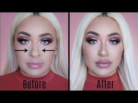 Burun Makyajı Nasıl Yapılır