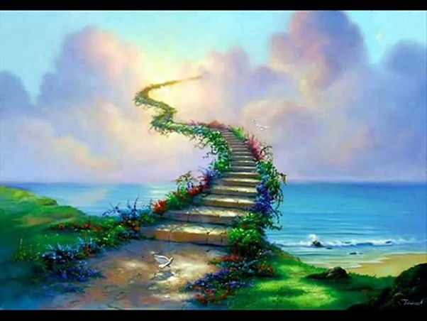 rüyada cenneti görmek