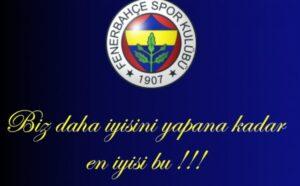 Fenerbahçe İle İlgili Komik Sözler