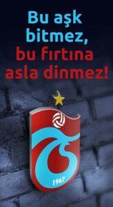 Trabzonspor destek sözleri