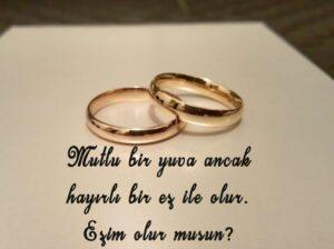 evlenme teklifi mesajları