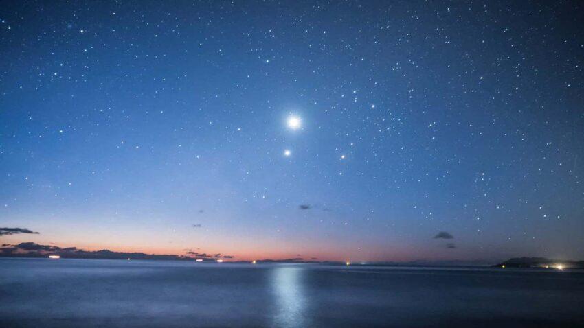 falda yıldız görmek