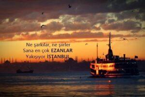 istanbul sözleri