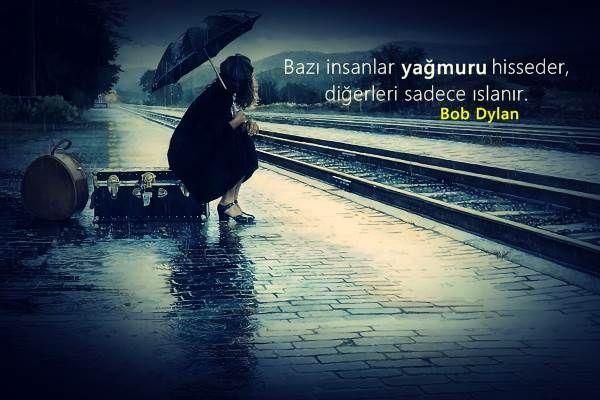 yağmur sözleri