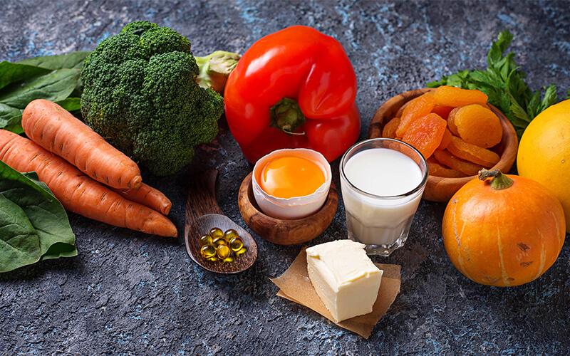 A Vitamini Eksikliği